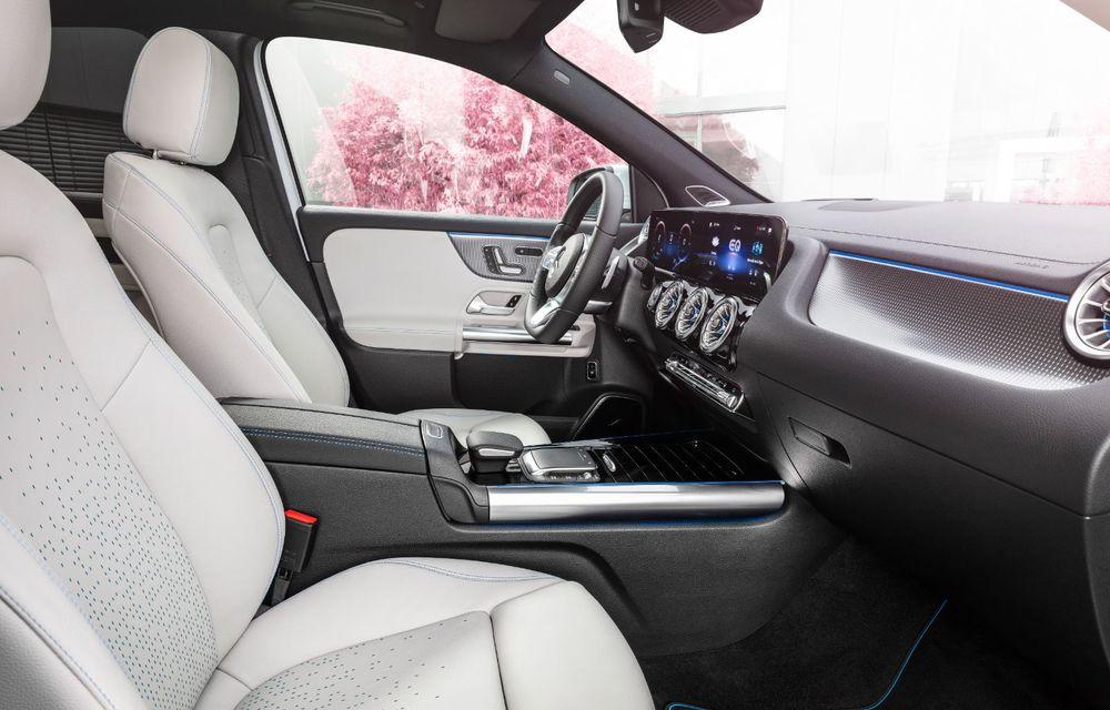 """Mașinile din """"Aventour la feminin"""" by Textar: Mercedes-Benz EQA, cel mai mic SUV electric al nemților, promite multă tehnologie - Poza 25"""