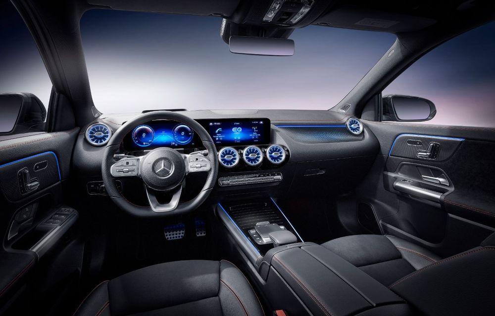 """Mașinile din """"Aventour la feminin"""" by Textar: Mercedes-Benz EQA, cel mai mic SUV electric al nemților, promite multă tehnologie - Poza 21"""