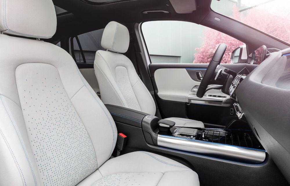 """Mașinile din """"Aventour la feminin"""" by Textar: Mercedes-Benz EQA, cel mai mic SUV electric al nemților, promite multă tehnologie - Poza 23"""