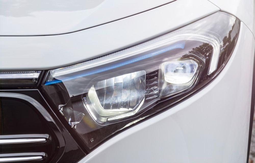 """Mașinile din """"Aventour la feminin"""" by Textar: Mercedes-Benz EQA, cel mai mic SUV electric al nemților, promite multă tehnologie - Poza 11"""