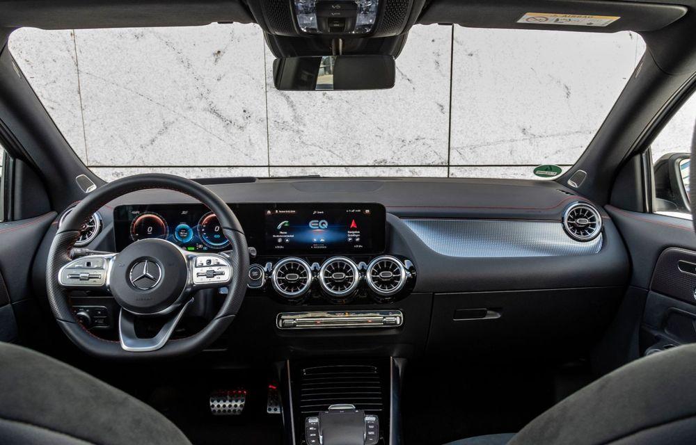 """Mașinile din """"Aventour la feminin"""" by Textar: Mercedes-Benz EQA, cel mai mic SUV electric al nemților, promite multă tehnologie - Poza 19"""
