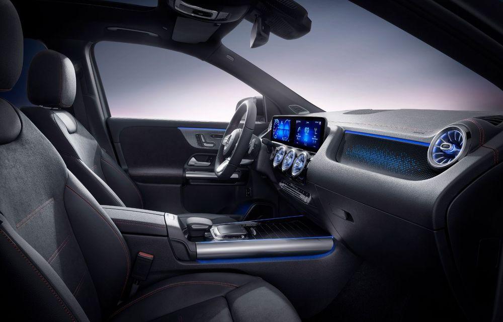 """Mașinile din """"Aventour la feminin"""" by Textar: Mercedes-Benz EQA, cel mai mic SUV electric al nemților, promite multă tehnologie - Poza 20"""