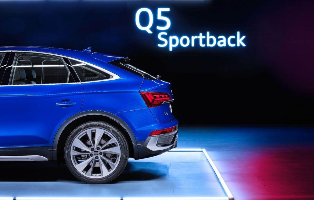 """Mașinile din """"Aventour la feminin"""" by Textar: Audi Q5 Sportback, rețeta SUV-ului premium devine acum mai curajoasă - Poza 23"""