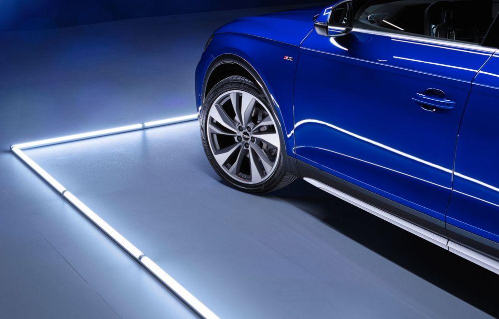 """Mașinile din """"Aventour la feminin"""" by Textar: Audi Q5 Sportback, rețeta SUV-ului premium devine acum mai curajoasă - Poza 24"""