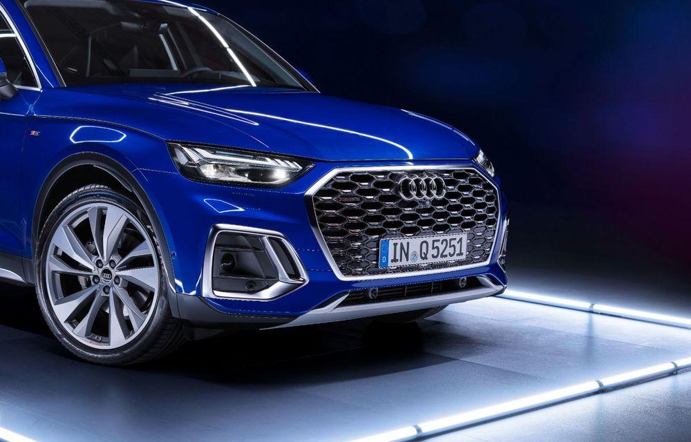 """Mașinile din """"Aventour la feminin"""" by Textar: Audi Q5 Sportback, rețeta SUV-ului premium devine acum mai curajoasă - Poza 25"""