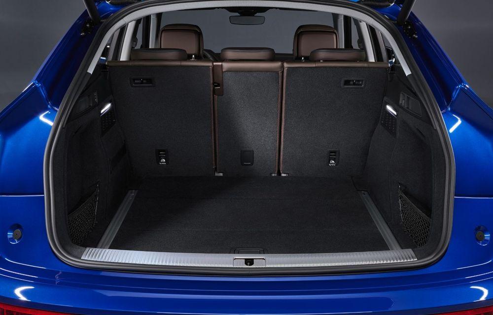 """Mașinile din """"Aventour la feminin"""" by Textar: Audi Q5 Sportback, rețeta SUV-ului premium devine acum mai curajoasă - Poza 20"""