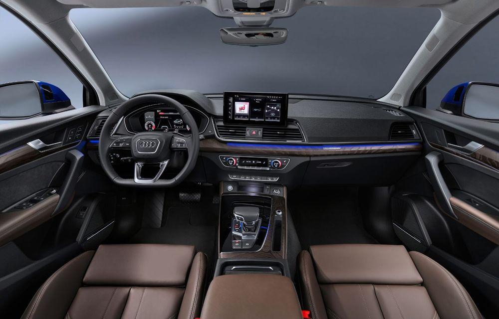 """Mașinile din """"Aventour la feminin"""" by Textar: Audi Q5 Sportback, rețeta SUV-ului premium devine acum mai curajoasă - Poza 14"""