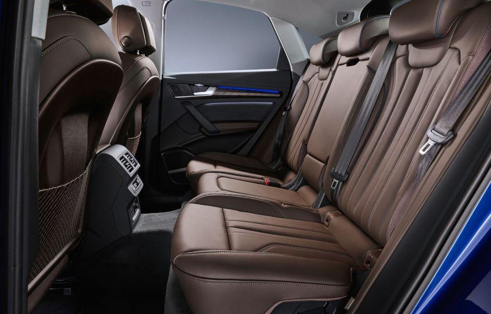 """Mașinile din """"Aventour la feminin"""" by Textar: Audi Q5 Sportback, rețeta SUV-ului premium devine acum mai curajoasă - Poza 16"""