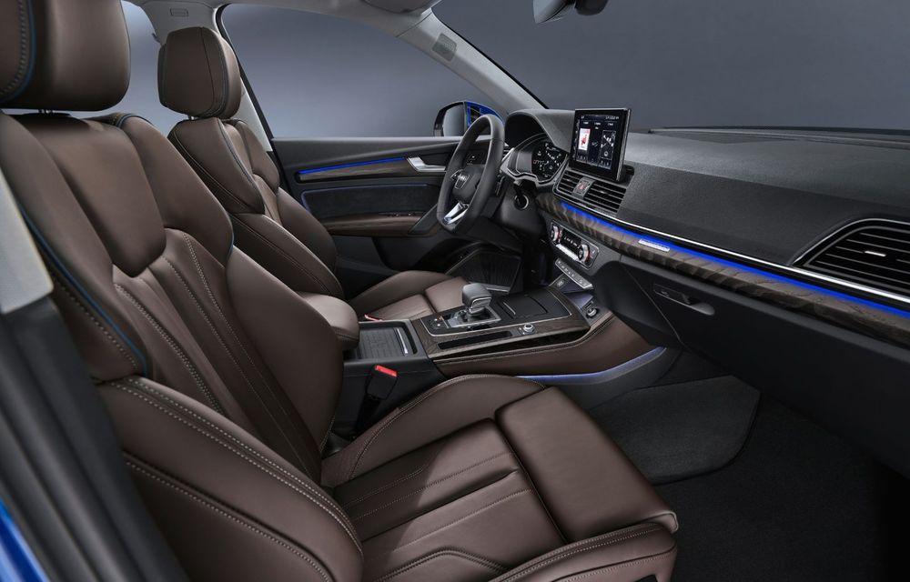 """Mașinile din """"Aventour la feminin"""" by Textar: Audi Q5 Sportback, rețeta SUV-ului premium devine acum mai curajoasă - Poza 17"""