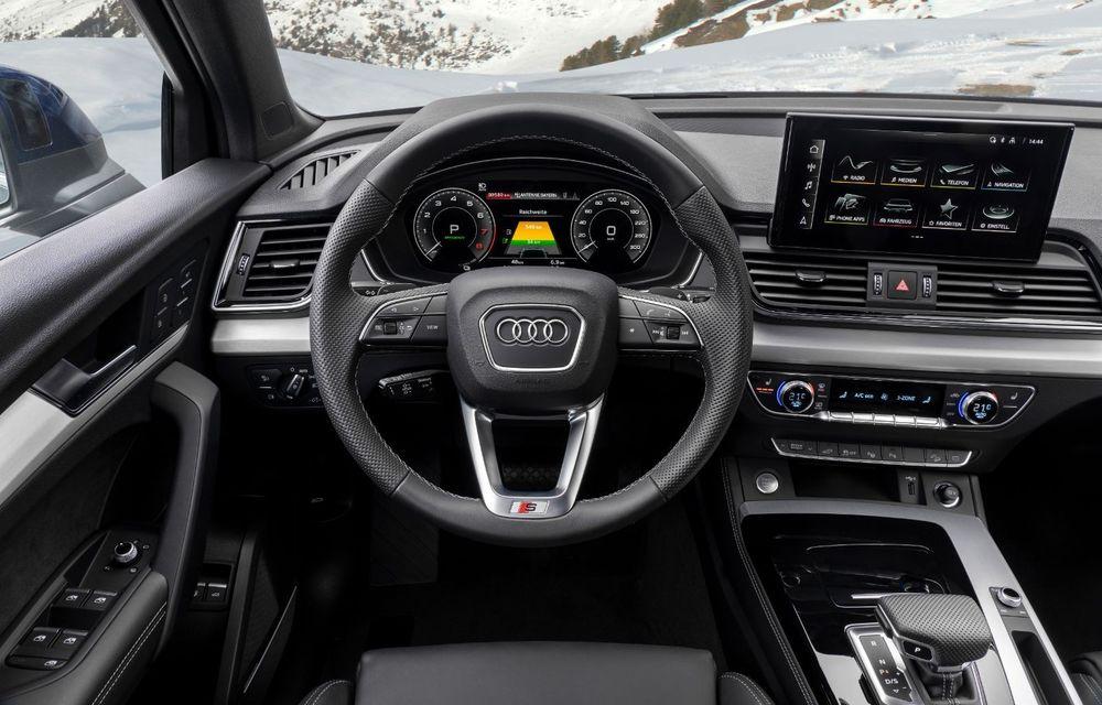 """Mașinile din """"Aventour la feminin"""" by Textar: Audi Q5 Sportback, rețeta SUV-ului premium devine acum mai curajoasă - Poza 15"""