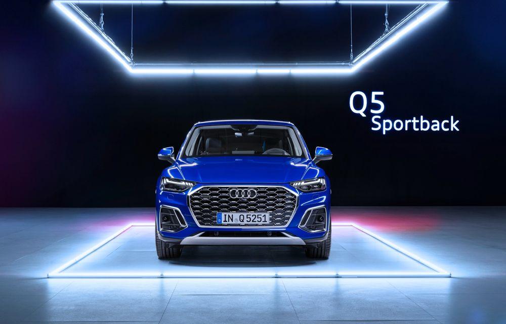 """Mașinile din """"Aventour la feminin"""" by Textar: Audi Q5 Sportback, rețeta SUV-ului premium devine acum mai curajoasă - Poza 22"""