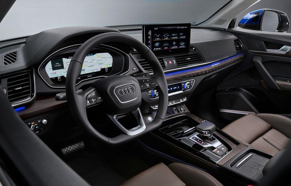 """Mașinile din """"Aventour la feminin"""" by Textar: Audi Q5 Sportback, rețeta SUV-ului premium devine acum mai curajoasă - Poza 13"""