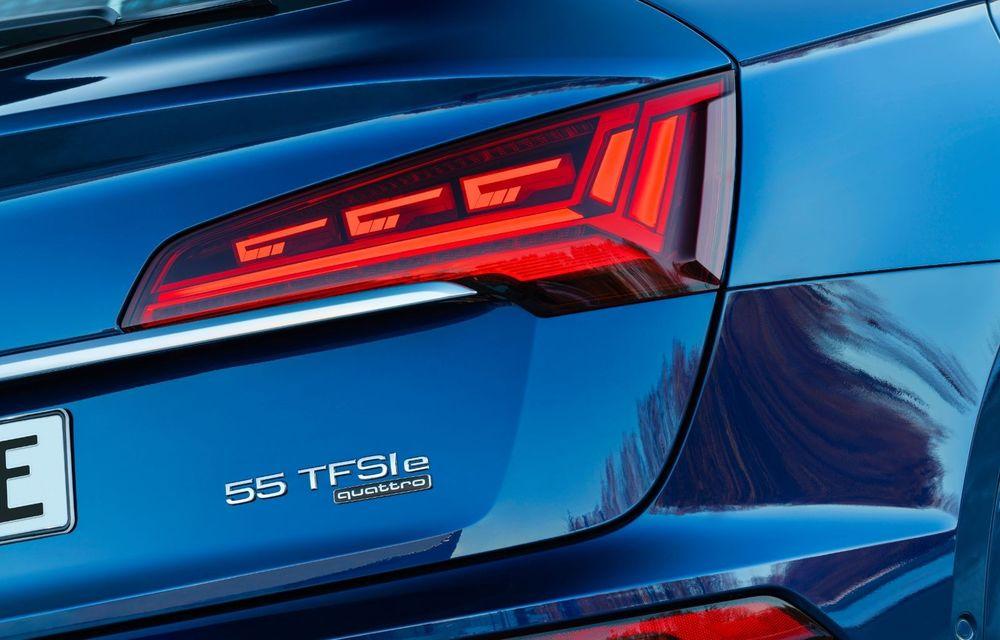 """Mașinile din """"Aventour la feminin"""" by Textar: Audi Q5 Sportback, rețeta SUV-ului premium devine acum mai curajoasă - Poza 21"""
