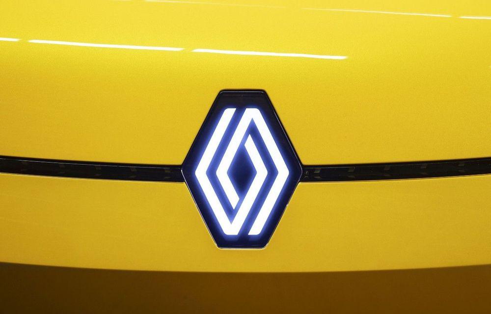 Renault vrea să creeze un hub de producție pentru mașini electrice în Franța - Poza 1