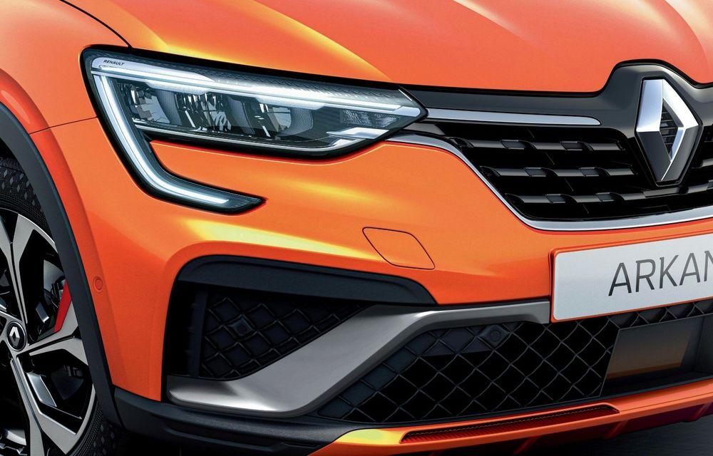 """Mașinile din """"Aventour la feminin"""" by Textar: Renault Arkana, un SUV coupe cu rol de pionier în segmentul său - Poza 18"""