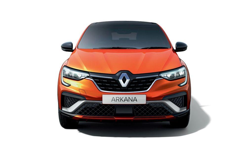 """Mașinile din """"Aventour la feminin"""" by Textar: Renault Arkana, un SUV coupe cu rol de pionier în segmentul său - Poza 22"""