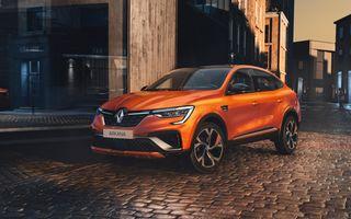 """Mașinile din """"Aventour la feminin"""" by Textar: Renault Arkana, un SUV coupe cu rol de pionier în segmentul său"""
