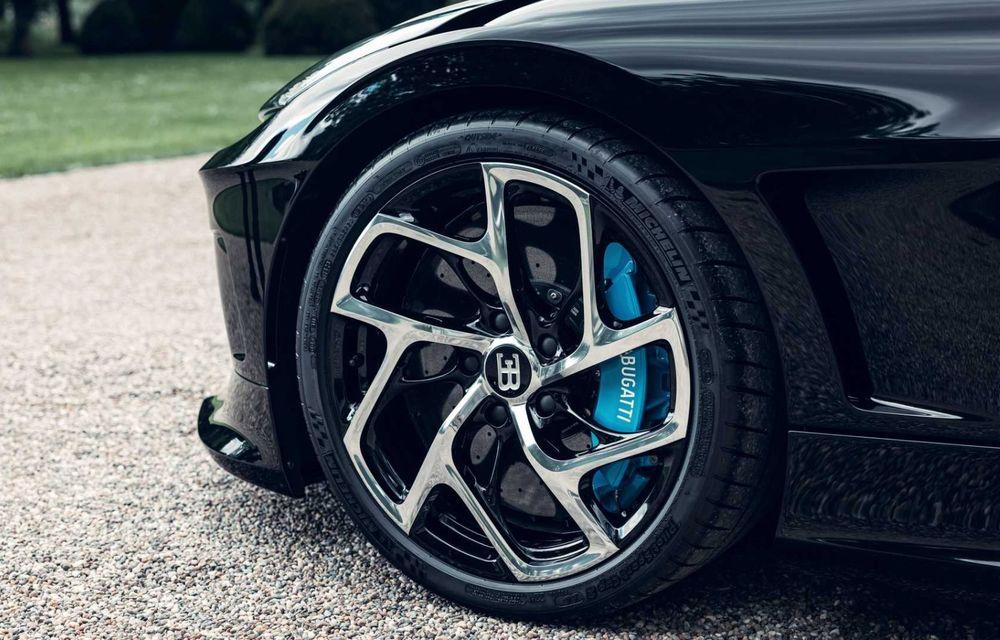 Bugatti a finalizat La Voiture Noire. Exemplarul unicat a costat 11 milioane de euro - Poza 15