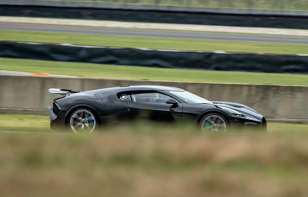 Bugatti a finalizat La Voiture Noire. Exemplarul unicat a costat 11 milioane de euro - Poza 7