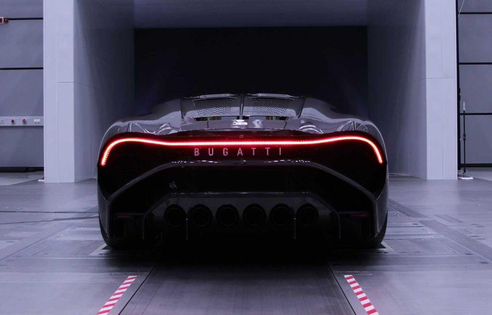 Bugatti a finalizat La Voiture Noire. Exemplarul unicat a costat 11 milioane de euro - Poza 11