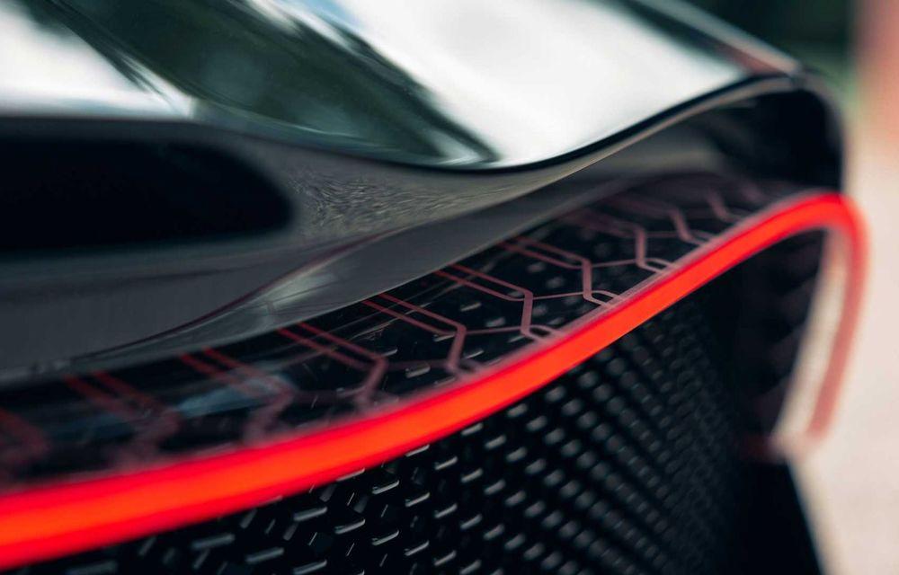 Bugatti a finalizat La Voiture Noire. Exemplarul unicat a costat 11 milioane de euro - Poza 18