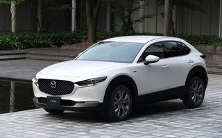 """Mașinile din """"Aventour la feminin"""": Mazda CX-30 ediție aniversară, un SUV pentru 100 de ani de precizie japoneză"""