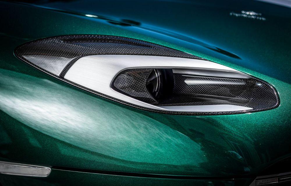 Touring Arese RH95: modelul are la bază un supercar Ferrari, iar motorul V8 dezvoltă 670 CP - Poza 21