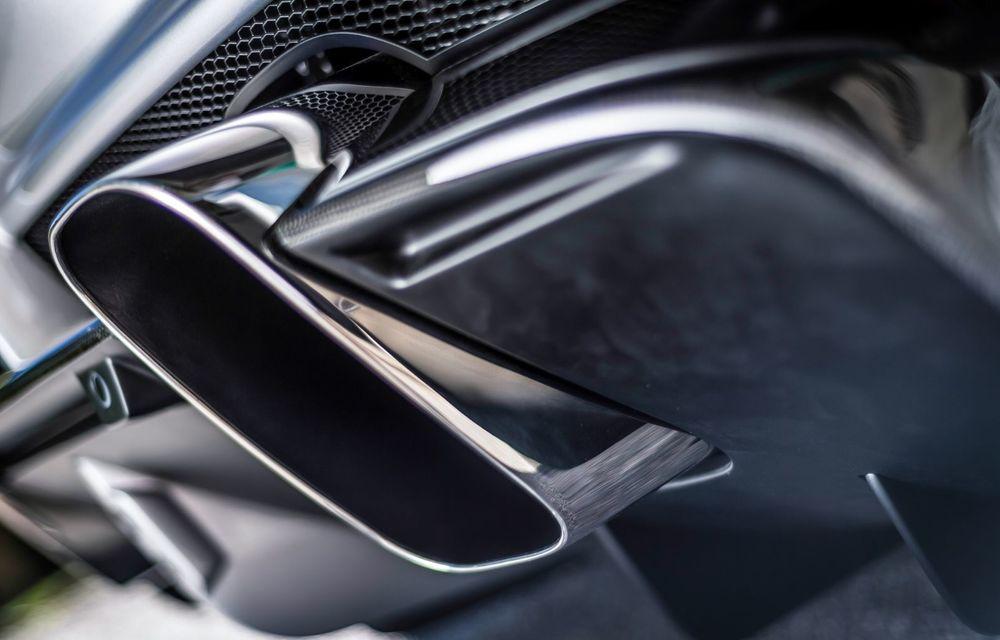 Touring Arese RH95: modelul are la bază un supercar Ferrari, iar motorul V8 dezvoltă 670 CP - Poza 16
