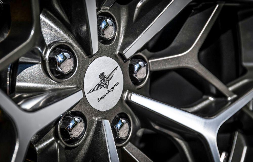 Touring Arese RH95: modelul are la bază un supercar Ferrari, iar motorul V8 dezvoltă 670 CP - Poza 23
