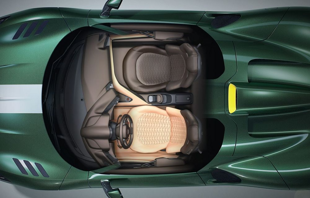 Touring Arese RH95: modelul are la bază un supercar Ferrari, iar motorul V8 dezvoltă 670 CP - Poza 15
