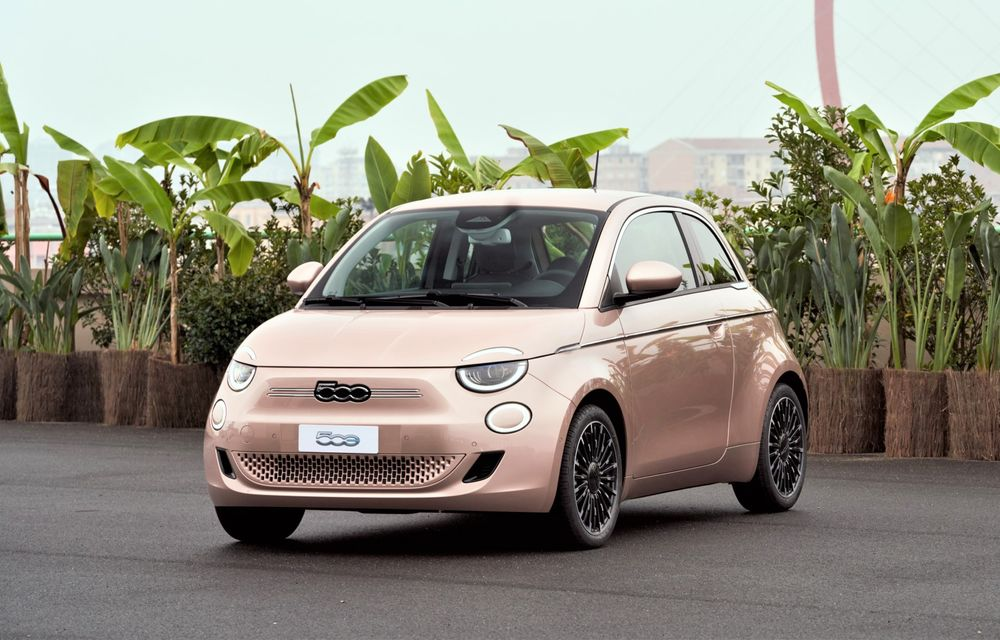 Șeful Fiat: Intenționăm să fim o marcă 100% electrică până în 2030 - Poza 1