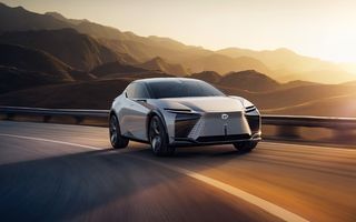 Un model de serie, bazat pe conceptul Lexus LF-Z Electrified va fi lansat în următoarele 14 luni