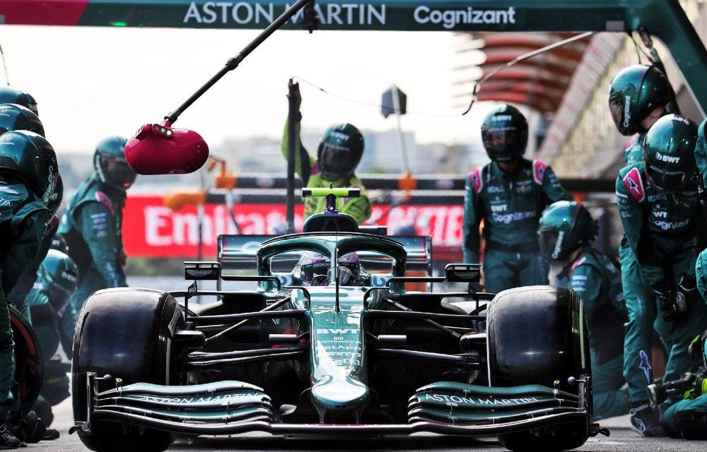 Sergio Perez câștigă pe circuitul stradal din Baku. Vettel și Gasly pe podium - Poza 2