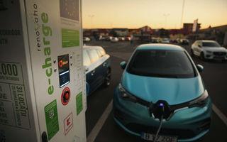 """Energia bună pentru mașinile electrice din """"Aventour la feminin"""", asigurată de Renovatio e-charge"""