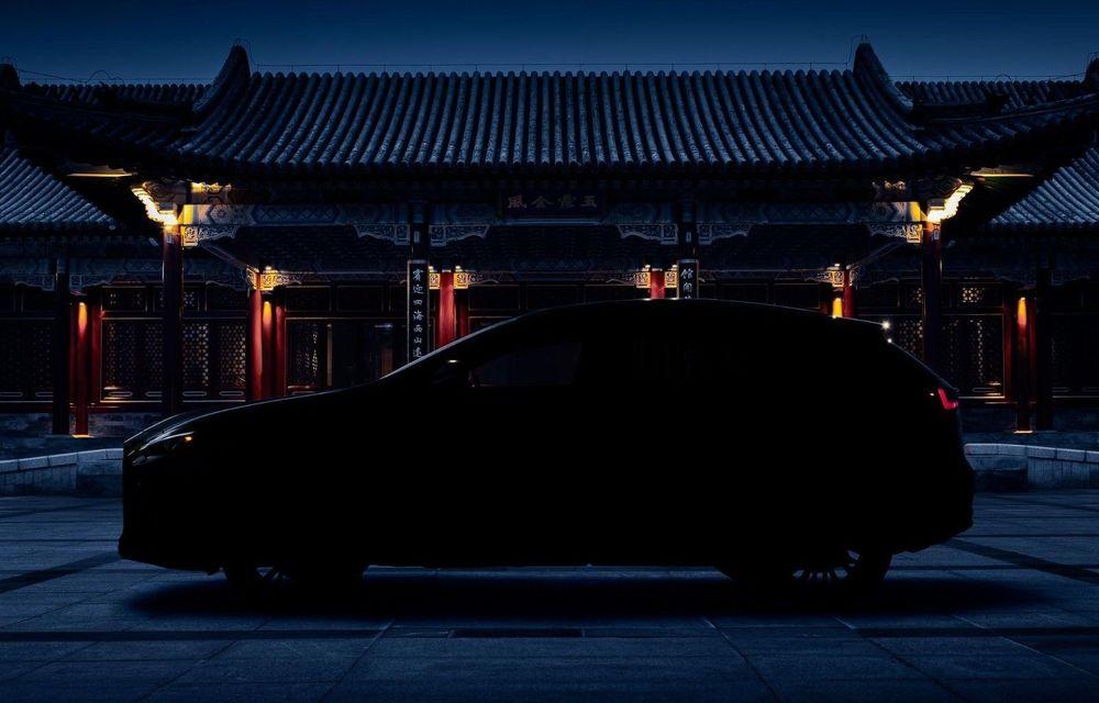 Teaser pentru noul Lexus NX: prezentare în 12 iunie - Poza 1
