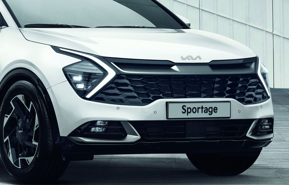 OFICIAL: Noua Kia Sportage debutează cu design exterior îndrăzneț și interior care preia tehnologia lui EV6 - Poza 10