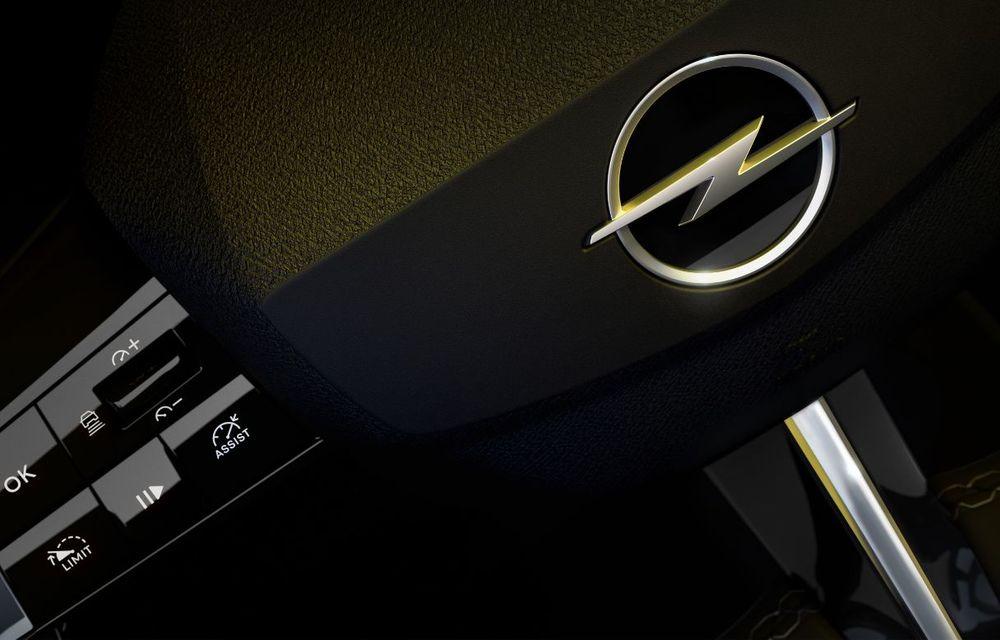Opel dezvăluie primele imagini cu noua generație Astra - Poza 6