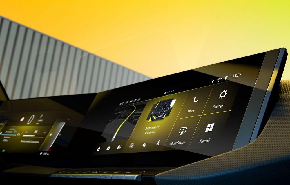 Opel dezvăluie primele imagini cu noua generație Astra - Poza 4