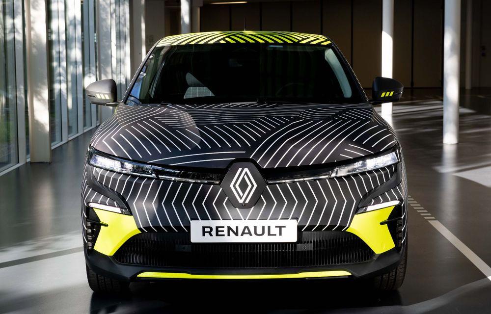 Detalii despre viitorul Renault Megane electric: motor de 217 CP și autonomie de 450 de kilometri - Poza 2