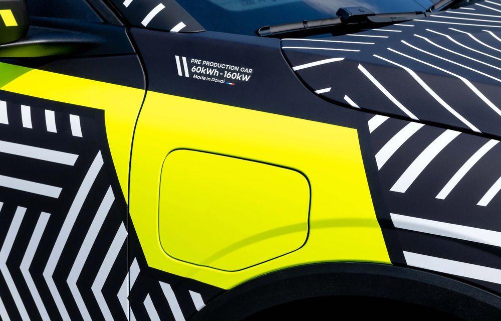 Detalii despre viitorul Renault Megane electric: motor de 217 CP și autonomie de 450 de kilometri - Poza 7