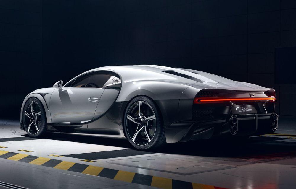 Bugatti Chiron Super Sport: producție limitată la 9 exemplare și 3.2 milioane de euro preț de pornire - Poza 2