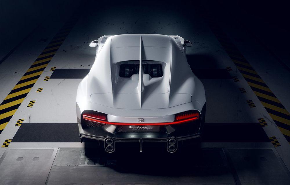 Bugatti Chiron Super Sport: producție limitată la 9 exemplare și 3.2 milioane de euro preț de pornire - Poza 5