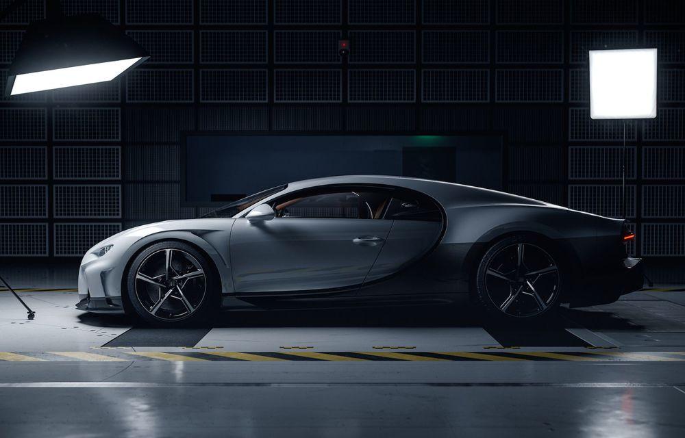 Bugatti Chiron Super Sport: producție limitată la 9 exemplare și 3.2 milioane de euro preț de pornire - Poza 6