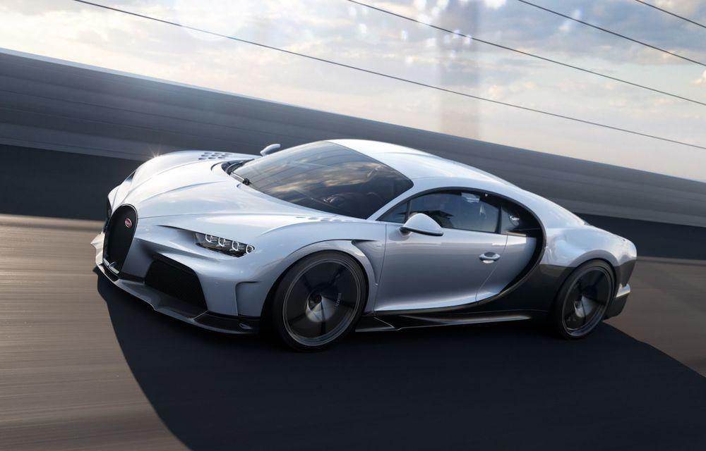 Bugatti Chiron Super Sport: producție limitată la 9 exemplare și 3.2 milioane de euro preț de pornire - Poza 10