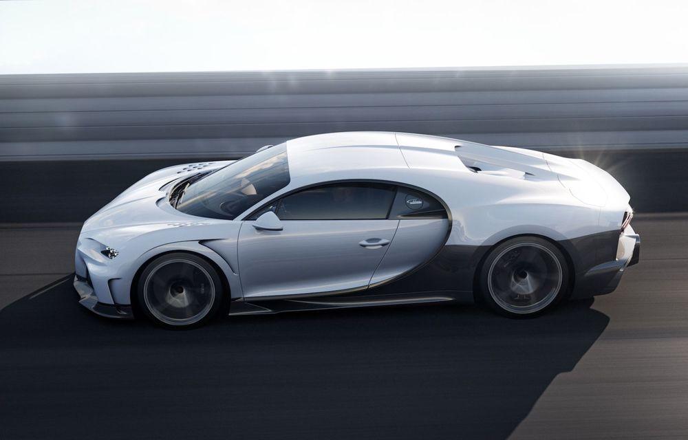 Bugatti Chiron Super Sport: producție limitată la 9 exemplare și 3.2 milioane de euro preț de pornire - Poza 11