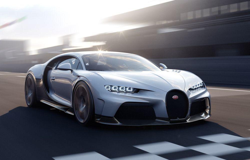 Bugatti Chiron Super Sport: producție limitată la 9 exemplare și 3.2 milioane de euro preț de pornire - Poza 7