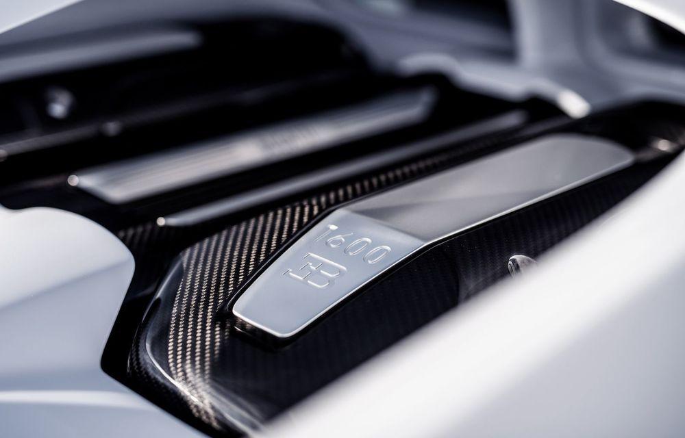 Bugatti Chiron Super Sport: producție limitată la 9 exemplare și 3.2 milioane de euro preț de pornire - Poza 19