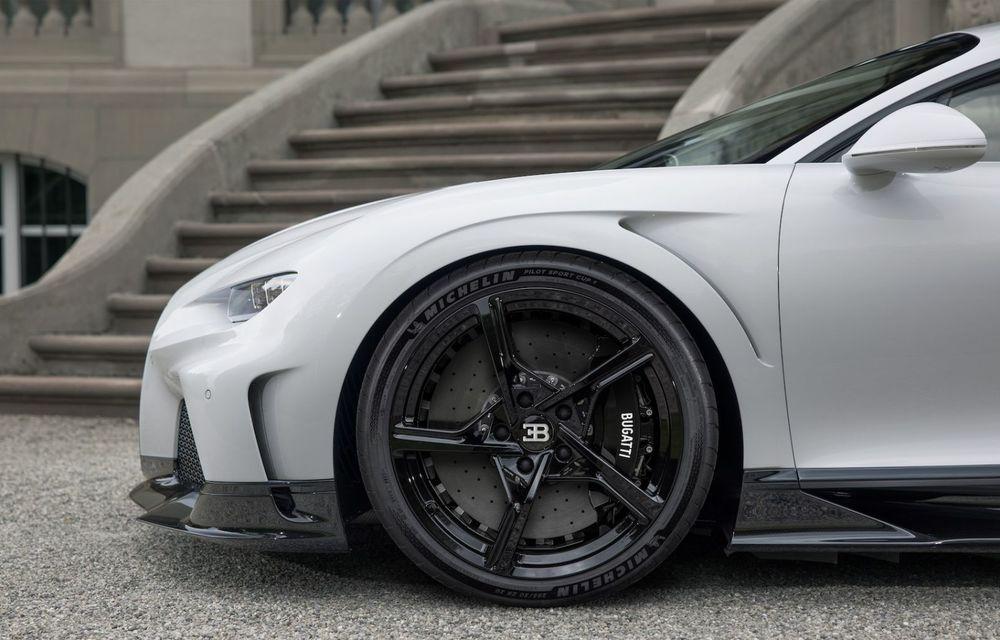 Bugatti Chiron Super Sport: producție limitată la 9 exemplare și 3.2 milioane de euro preț de pornire - Poza 12