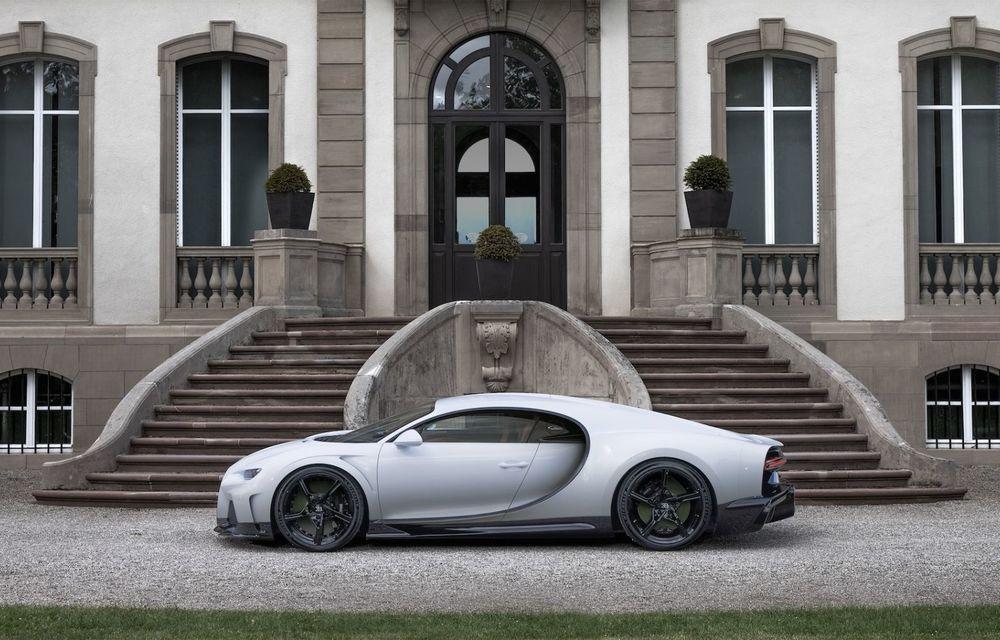 Bugatti Chiron Super Sport: producție limitată la 9 exemplare și 3.2 milioane de euro preț de pornire - Poza 13