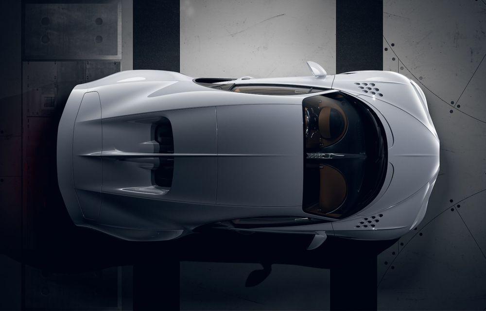 Bugatti Chiron Super Sport: producție limitată la 9 exemplare și 3.2 milioane de euro preț de pornire - Poza 3